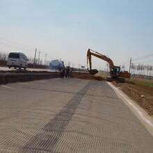 高速公路工程玻纖土工格柵土工格柵生產廠家圖片
