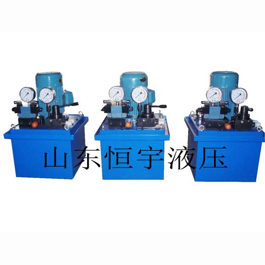 液压机动泵j型系列液压机动泵超高压电动泵电动液压泵站图片