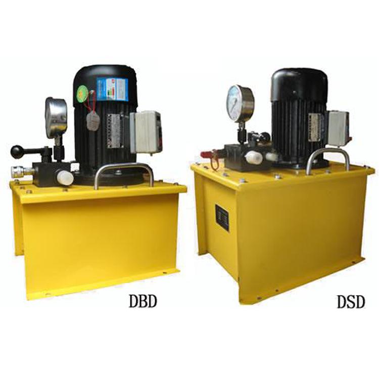 直流电动液压泵(12v24v/36v/48v)-手提式电动液压泵图片