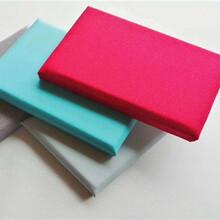 美聲聲學-防火吸音板布藝-紀檢布藝吸音板材料圖片