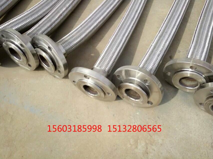 河北衡水耐高温金属软管不锈钢金属软管耐温耐腐蚀金属软管