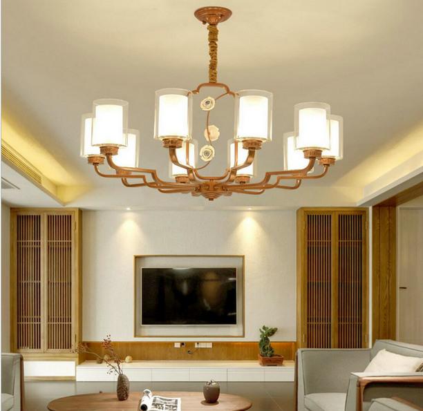 东莞欧式客厅吊灯吸顶灯图片大全