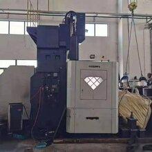 工厂在位出售二手数控龙门铣床宁波海天GL28×40少用精度高图片