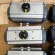 牢固ALPHART012DA氣動閥門執行器廠家,氣動閥產品圖