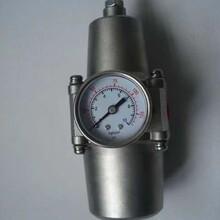 AAST-106不銹鋼316耐腐蝕過濾減壓閥圖片