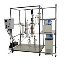石家莊短程分子提純裝置AYAN-F200小型分子蒸餾儀圖片