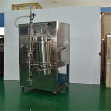 合肥中药水溶液雾化仪CY-6000Y低温喷雾造粒机图片