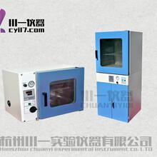 濟南小容量真空干燥箱DZF-6020熱敏物質高溫干燥箱圖片