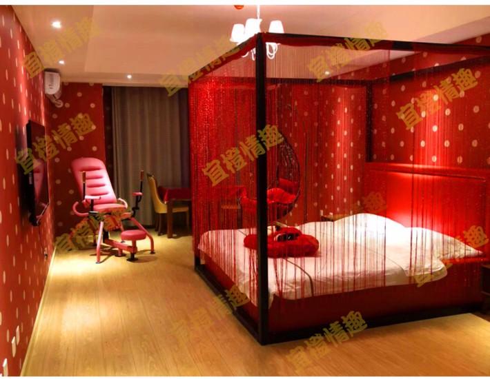 宾馆情趣水床v宾馆床合欢床主题婚房床主题内裤床酒店情侣有情趣何用珠带夫妻珠图片