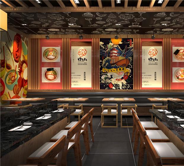 玄关 玄关是进入餐厅的必经之处,它是店面的延伸,更是注重礼仪的日本人相互寒暄的场所,因此对于日本料理店而言,玄关可以说是比门头更重要的一部分。 包间 日式包间的重要特征是视点低,选用的软装家具都偏矮,进门塌塌米,传统包间应当席地而坐,也有很多料理店的包间为照顾国内食客们的习惯而改用餐椅餐桌。