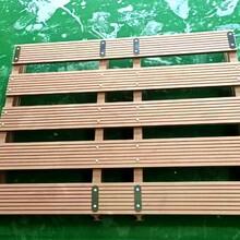 塑木托盤卡板木塑托盤托板供應木塑棧板托盤廠家圖片