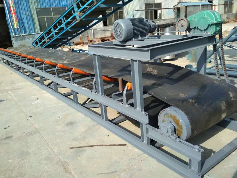 可升降皮带输送机皮带机型号含义优质带式输送机图片
