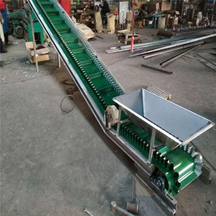 济宁小型带式输送机皮带机规格型号含义组装流水线图片