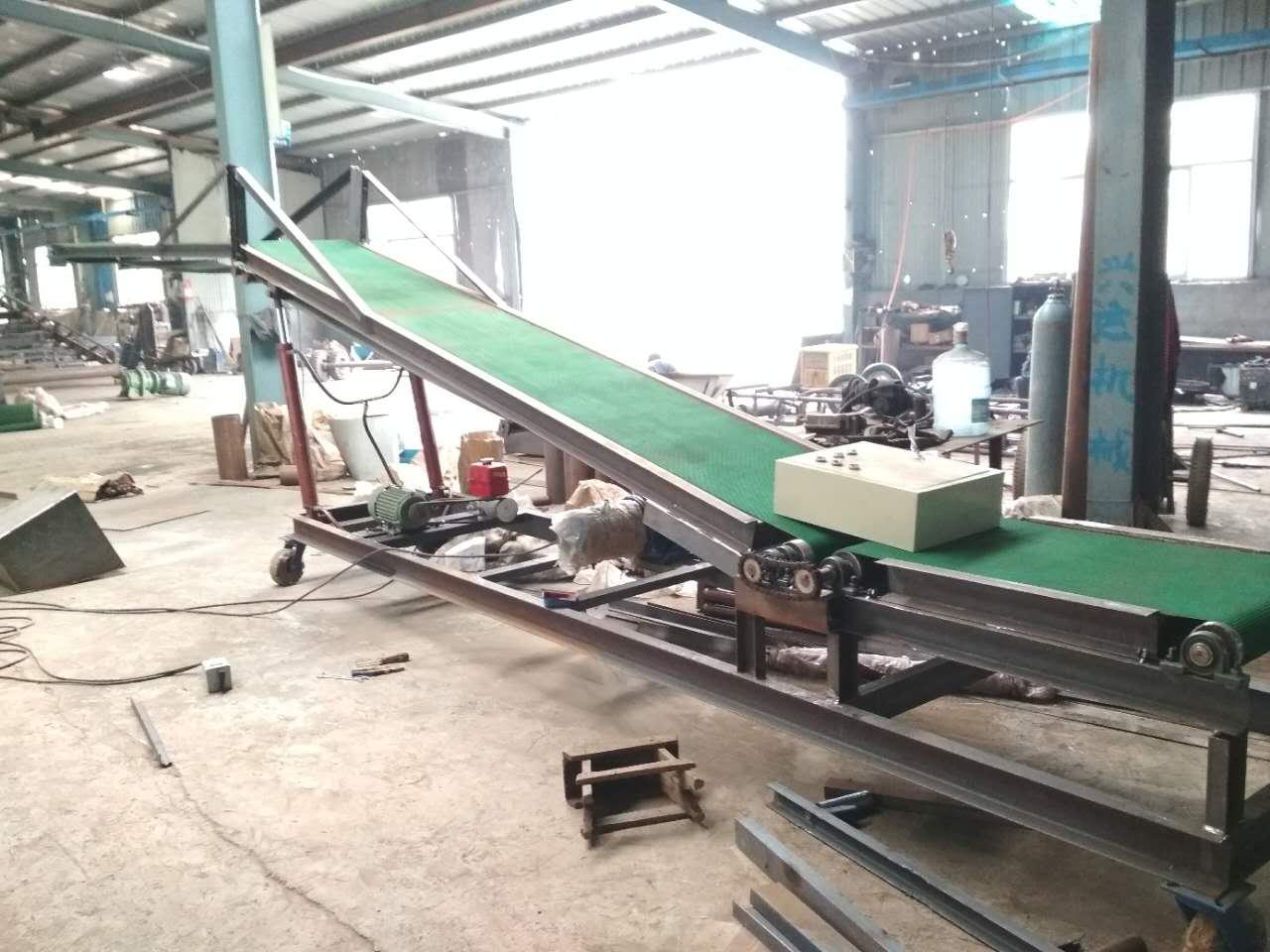 山东滨州生产供应食品用不锈钢皮带输送机价格 - 中国供应商