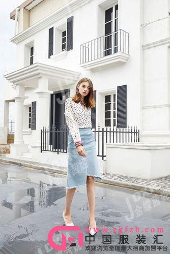 时尚女装加盟品牌