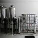 陜西鍋爐軟化水處理,20噸河水過濾設備