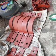 陽泉U型螺栓庫存銷售,A2帶角鋼U型螺栓,A1U型螺栓圖片