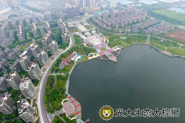 萍乡海绵城市建设