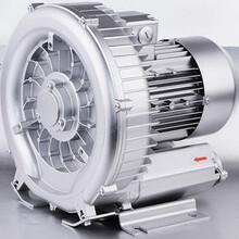 瑞晶真空气泵,定制高压风机养殖增氧发酵送气吸料上料雕刻打印图片
