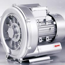 單段高壓風機B2-B9400W-21.3KW增氧上料風刀發酵雕刻圖片