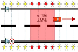 智能霧區引導系統一紅一黃雙燈透霧燈