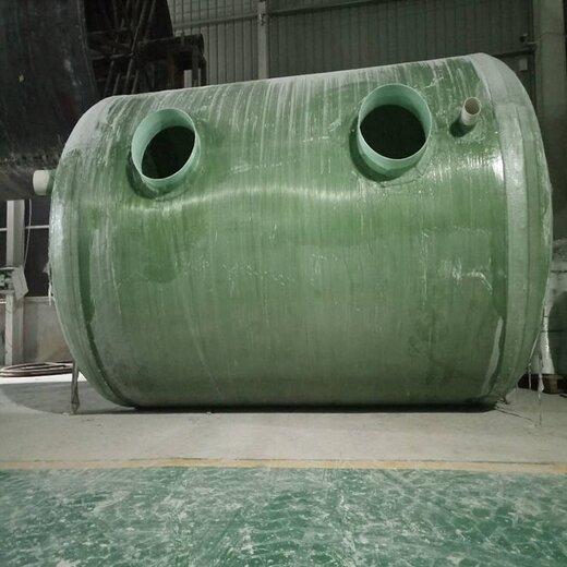 漢中制造玻璃鋼隔油池/油水分隔池價格