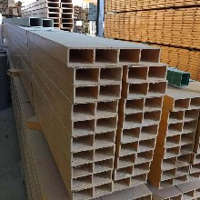 宣城玻璃鋼防護欄/拉擠玻璃鋼工字鋼型材廠家圖片