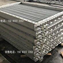 工业翅片管散热器_空气热交换器_SRZ型空气加热器图片