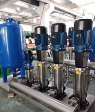 河北廠家供貨無負壓變頻供水設備管網疊壓無負壓供水設備圖片