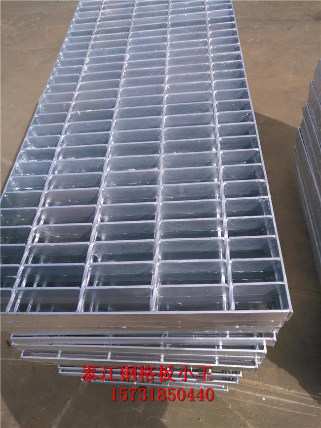 过重车钢格板规格_汽车承重钢格板_石油平台钢格板/泰江