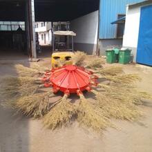 工程风火轮扫地机工业扫地机千手观音扫路机生产厂家图片