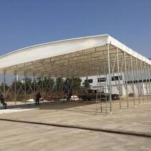 巴南定制大型伸縮雨篷活動遮陽雨篷移動式雨篷圖片