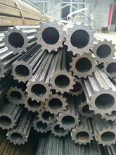 異型鋼管橢圓管六角鋼管內八角鋼管規格涌艙鋼管圖片