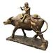 恒創雕塑農耕文化雕塑,茂名戶外農耕園林景觀雕塑定制廠家