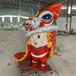 湖南卡通公仔吉祥物玻璃鋼雕塑定制廠家