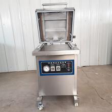 豆制品單室包裝機400型小型封口機圖片