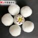 孝感油水分離纖維球濾料除油污40mm纖維球批發價格