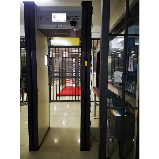 湖北荆州华盾HD-III区位报警大型企业手机探测门视频