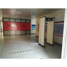 新疆克孜勒苏华盾HD-III区位报警学校手机检测门供应商