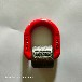 倍力特底座焊接環,唐山帶底座D型環