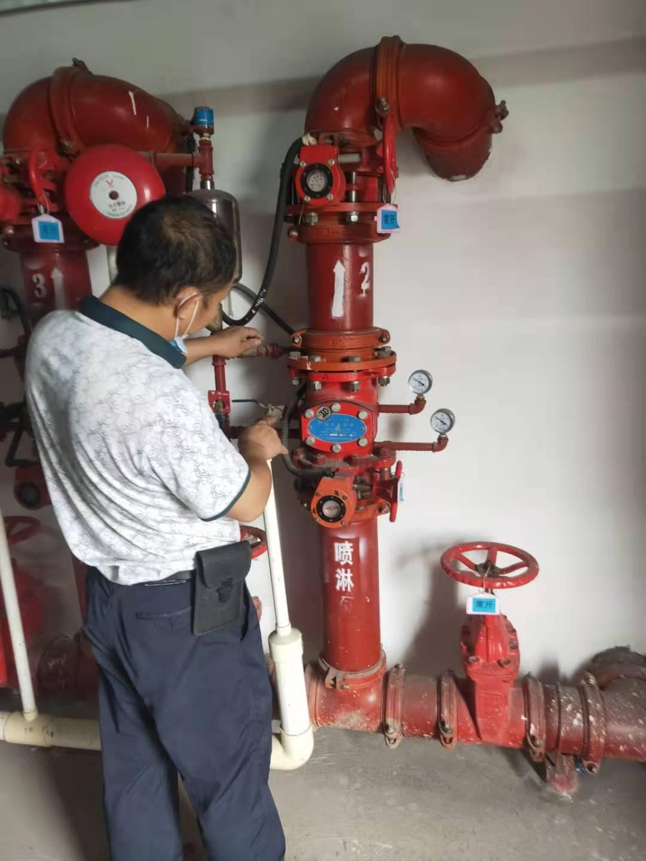 石基消防安装公司