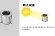 天津廠家CG-62實用新型壓電雨量傳感器智能一體雨量計