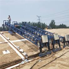 边坡水渠滑膜机液压自走式衬砌机排水渠衬砌机图片
