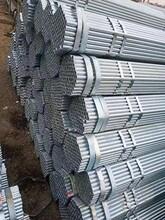 濟南鍍鋅鋼管更新供應圖片