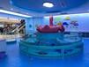 上海萌貝灣兒童游泳池/游泳館設備定制售后保障