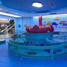 上海萌贝湾儿童游泳池/游泳馆设备定制售后保障图片