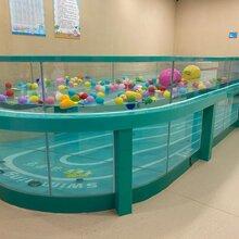 2021婴儿游泳池价格游泳馆全套设备定制图片