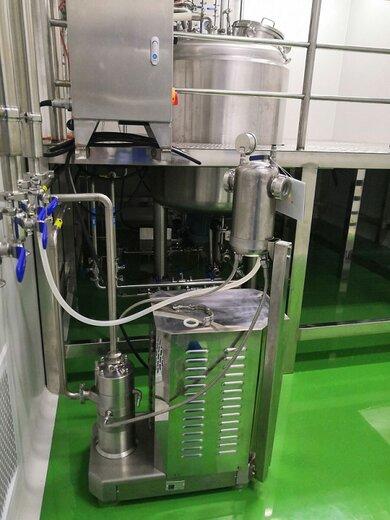 曲安奈德注射液高速乳化剪切泵