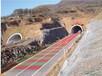 陜西漢中公路減速帶鋪裝彩色跑道道路