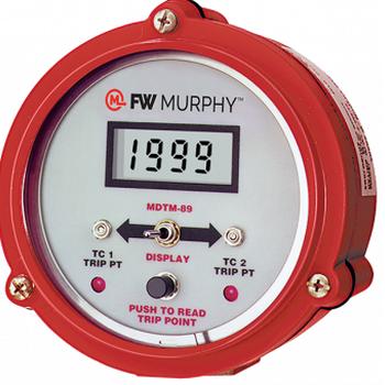 MURPHY温度表A20TE-160-20-1/2
